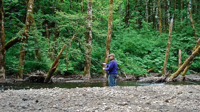 Flyfishing-Gales-Creek