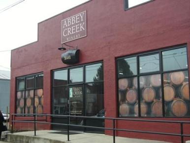 AbbeyCreekWinery