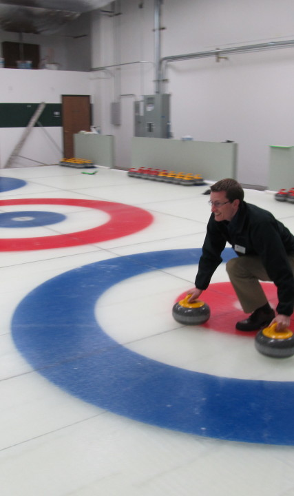 Curling Demo