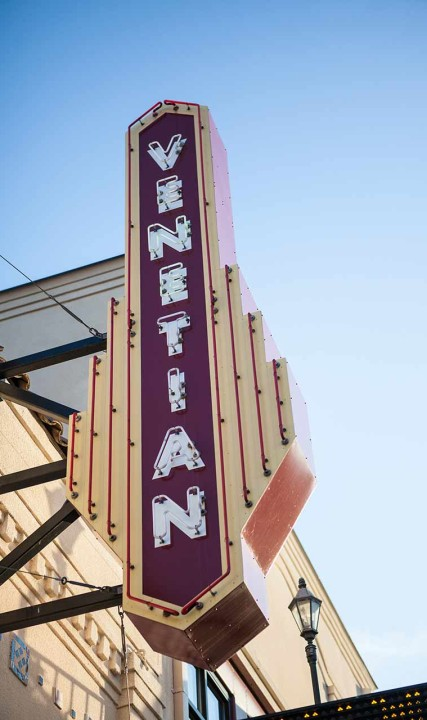 Venetian Theatre Downtown Hillsboro