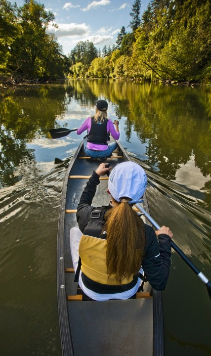 Canoe_Tualatin_River_Scott_Spiker
