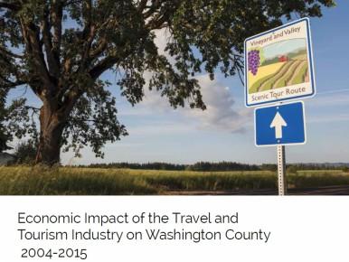 Cover Econ Imact to Washington County