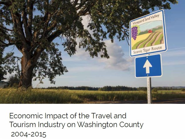 Cover Econ Imact to Washington County