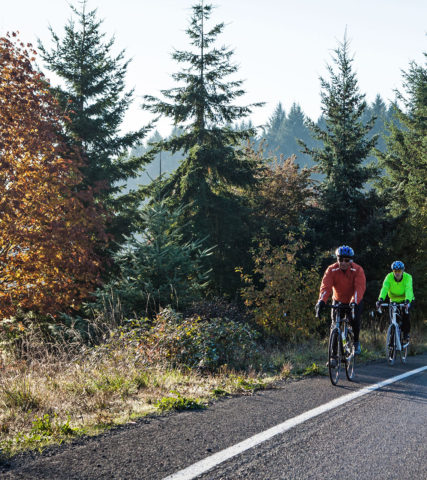 Cycling Tualatin Valley in the Fall