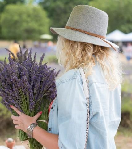 Mountainside Lavender Farm