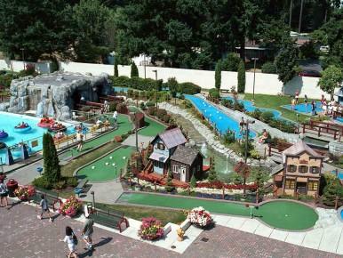 Bullwinkles Family Fun Center