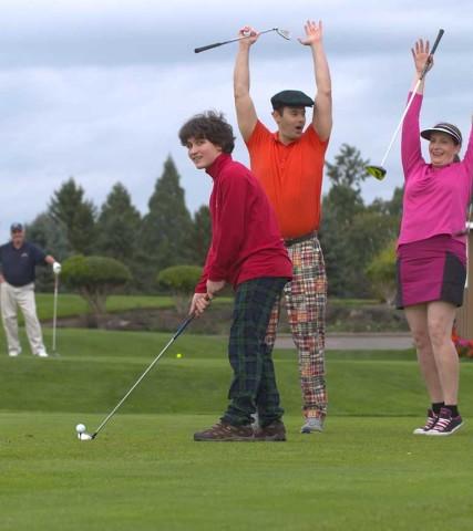 Golf Video Still