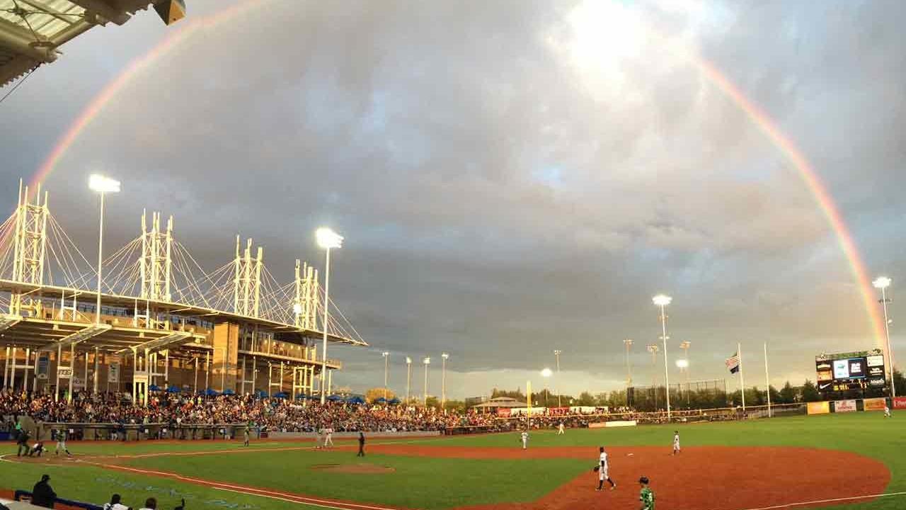 Hillsboro Hops Ballpark