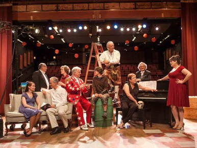 Greater Portland Arts: Broadway Rose Theatre Company