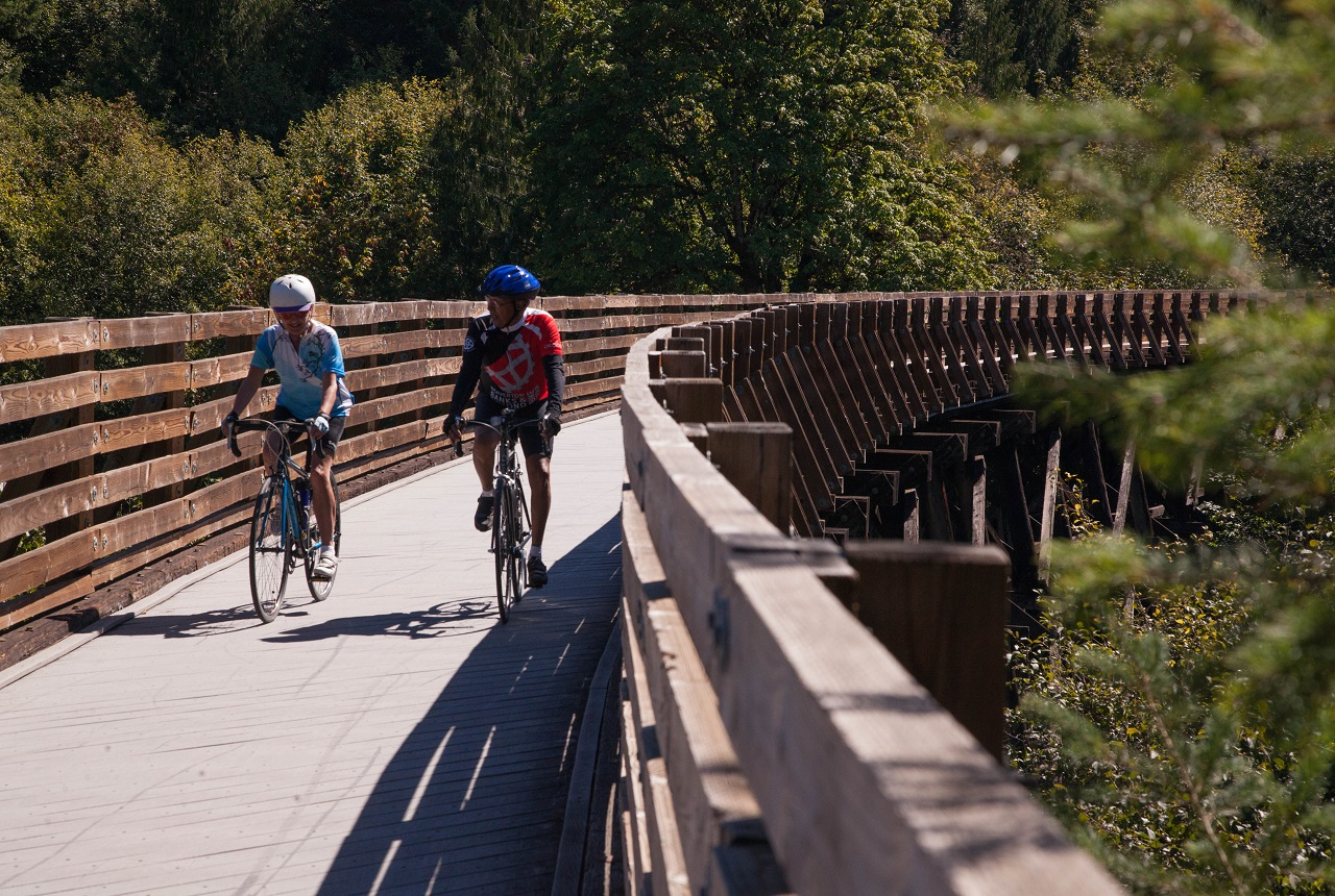 Cycling in the Tualatin Valley