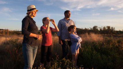 Fernhill Wetlands - Family