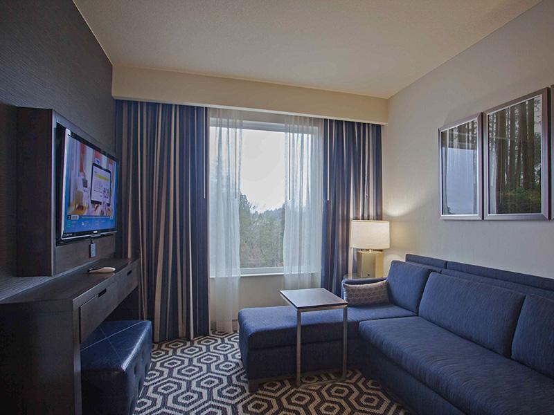 Embassy Suites Room Hillsboro