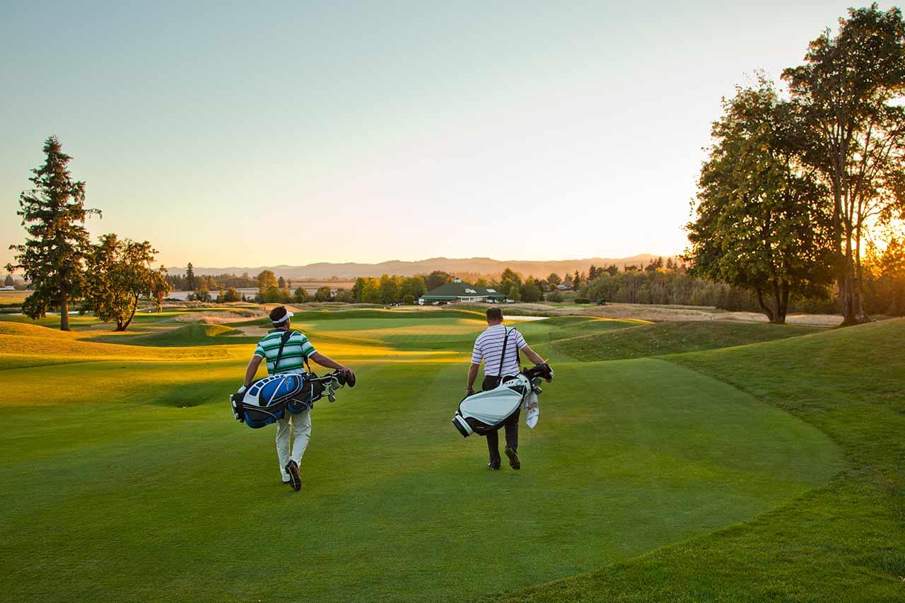 tualatin valley golf courses, Pumpkin Ridge in North Plains