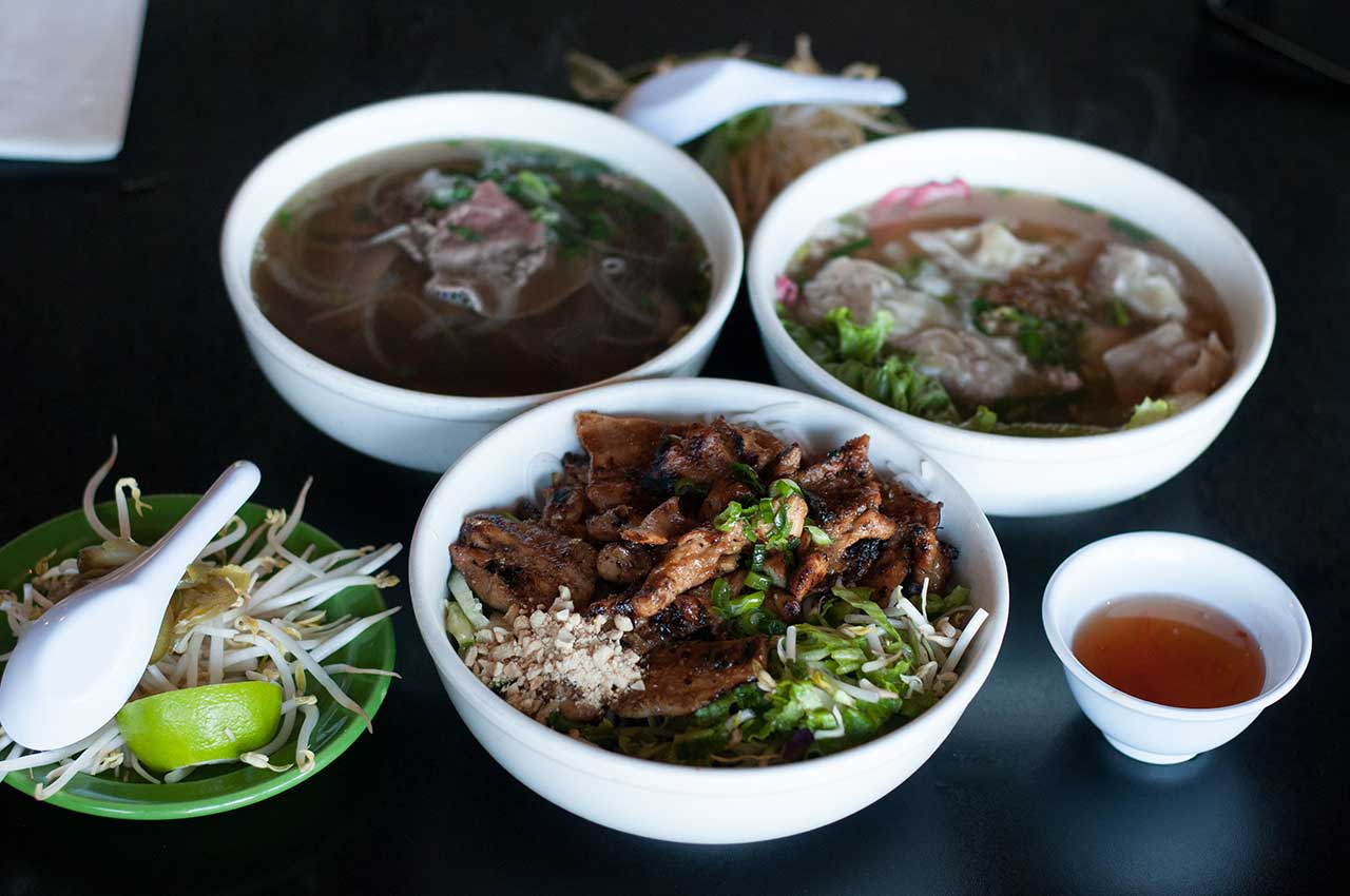 things to do in the Tualatin Valley Pho Van Vietnamese