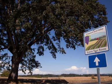 Scenic Tour Route