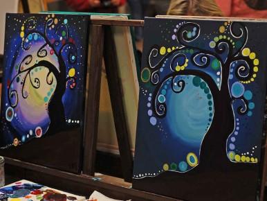 Vine Gogh