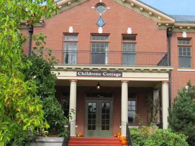 childrens Cottage Grand Lodge