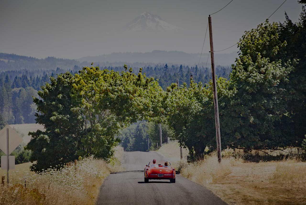Driving Tualatin Valley
