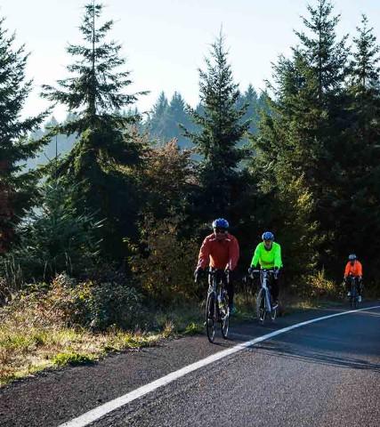 Bicycling Scenic Bikeway