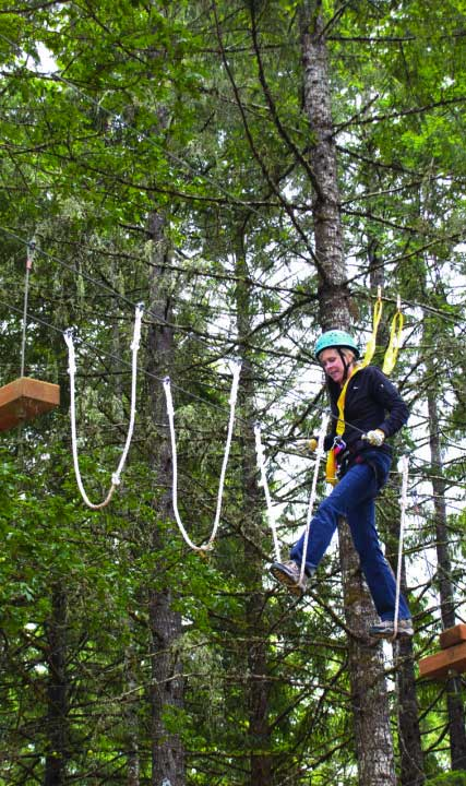 Tree to Tree Adventure Park