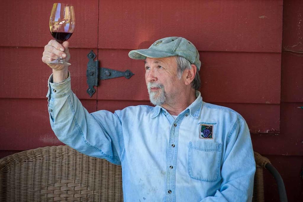 vineyards oregon - Helvetia Winery, Hillsboro, OR in the Tualatin Valley