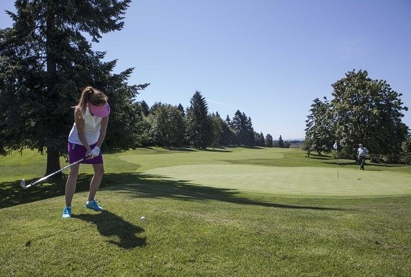 Golf Tournaments in the Tualatin Valley