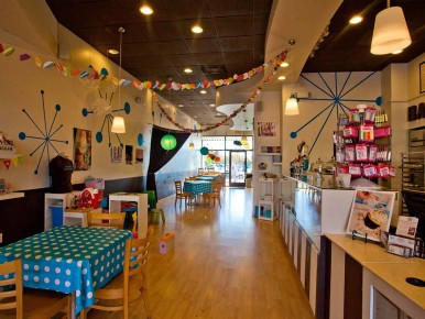 Bliss Bake Shop