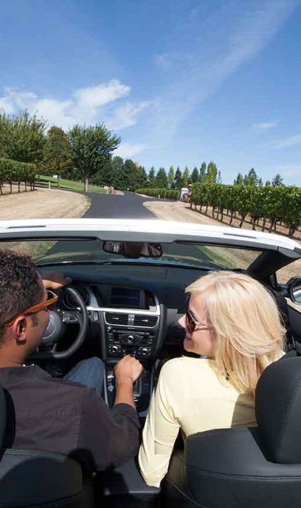 Driving the Tualatin Valley