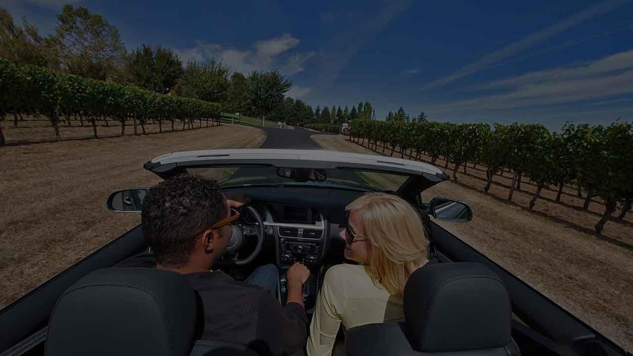 Driving the Tualatin Valley Dark Banner version