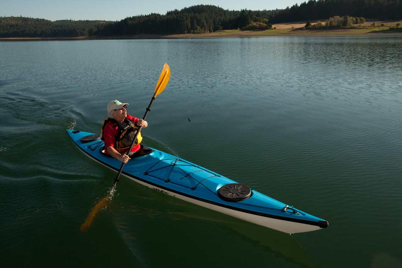 Oregon Kayaking - Hagg Lake