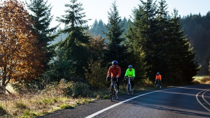 Cycling Tualatin Valley