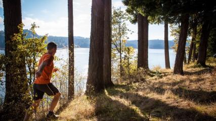 Hagg Lake Running
