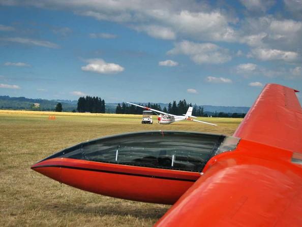 North Plains Glider Port