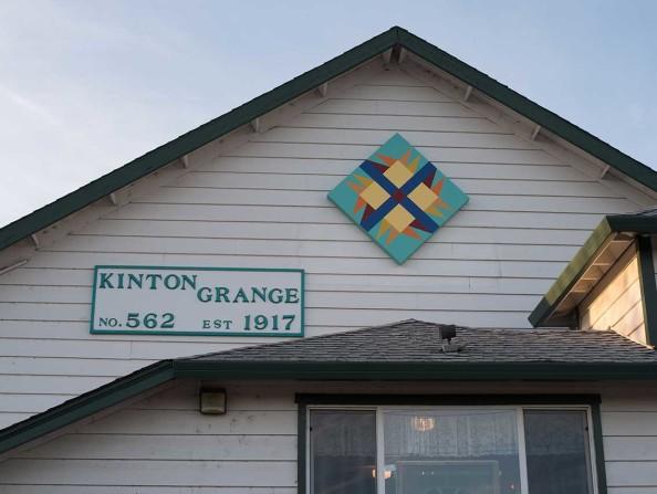 Kinton Grange Quilt Barn
