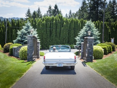 Car Shows and Scenic Drives Near Portland