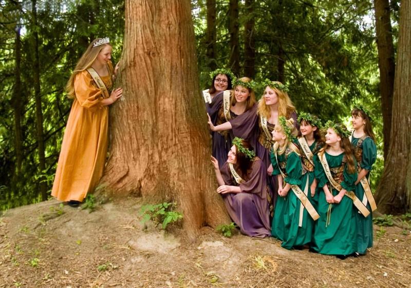 courtesy of Sherwood Robin Hood Festival