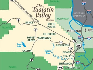 A Closer Look at the Tualatin Valley