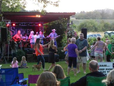 Winery Concerts