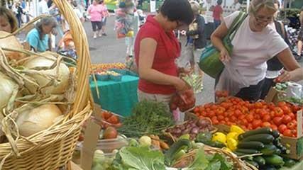 Farmers Market Hillsboro