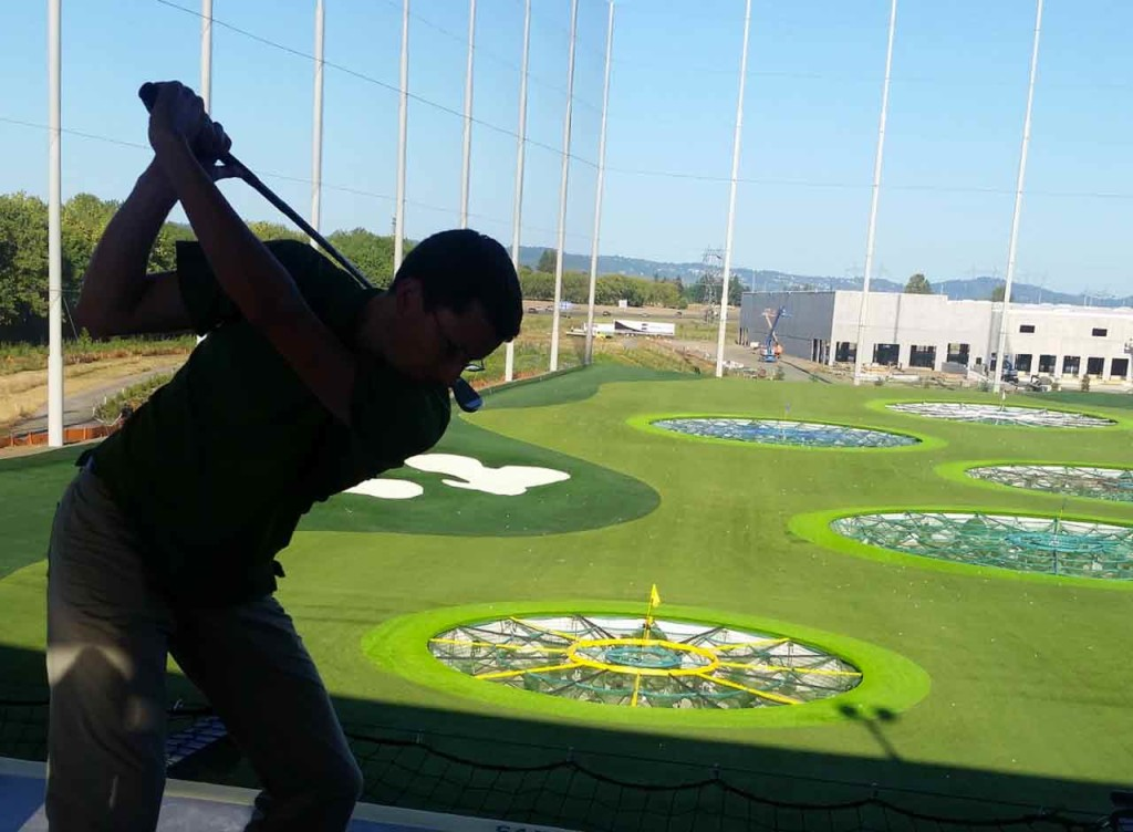 TopGolf Tualatin Valley