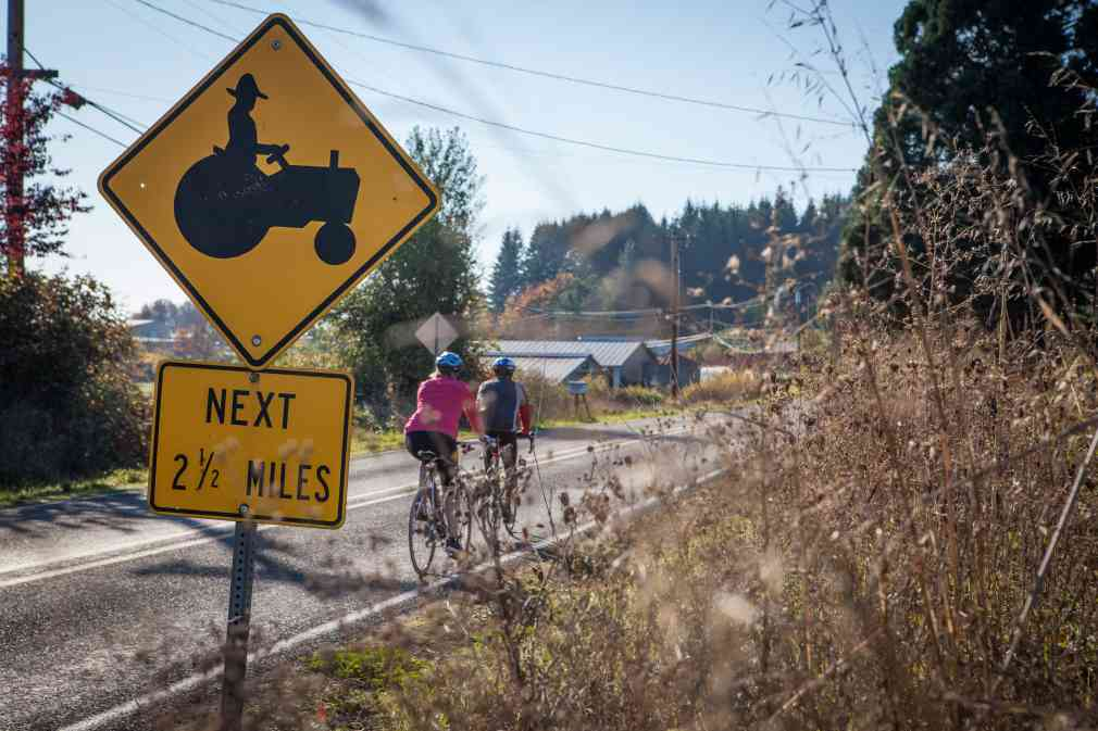 oregon cycling events in the Tualatin Valley