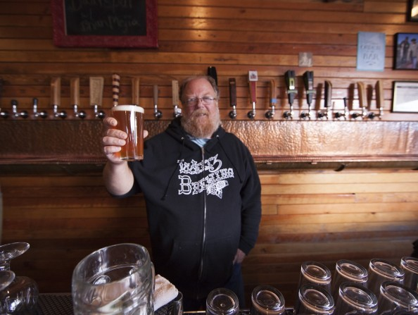 Waltz Brewing in Tualatin Valley