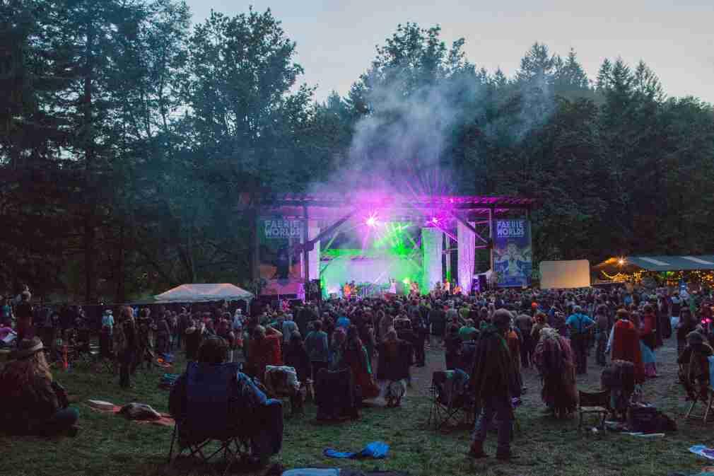 Faerieworlds Festivals Near Portland