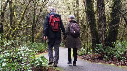 Tualatin Hills Nature Park hiking