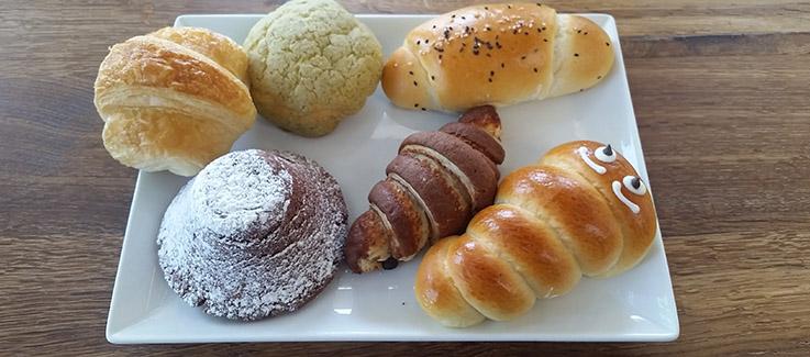 Take a Tour of Asian Bakeries